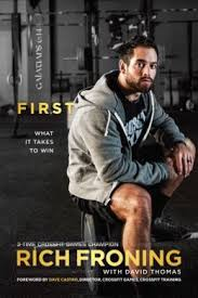 First: What It Takes to Win book cover