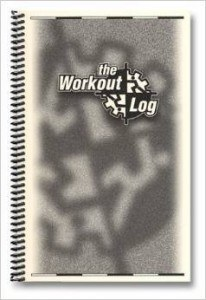 The Workout Log book cover