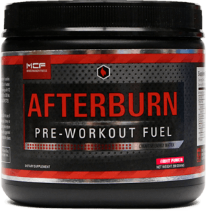After Burn Pre Workout