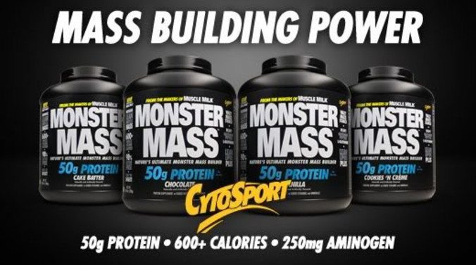 Monster Mass (Massive Review