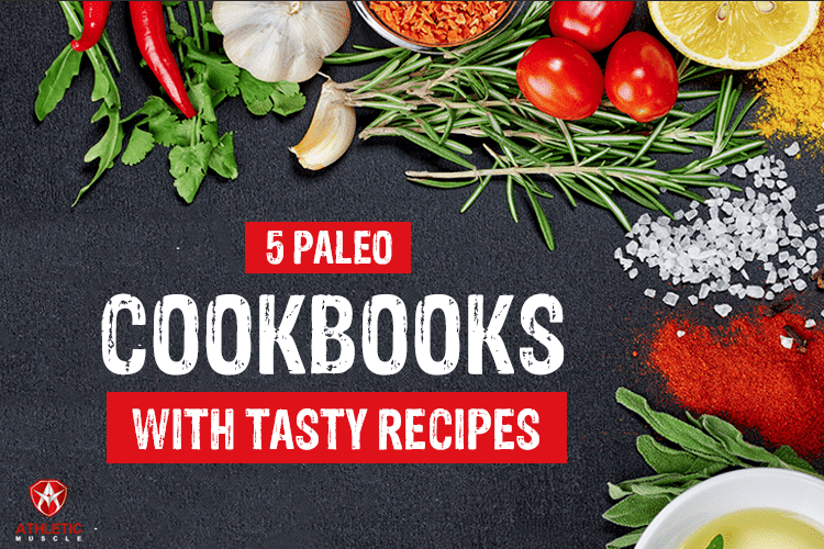 top paleo cookbook banner