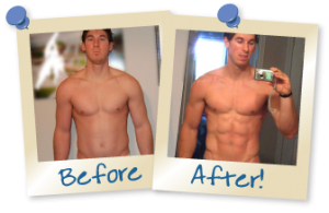 Renegade Muscle Gain Results - 2
