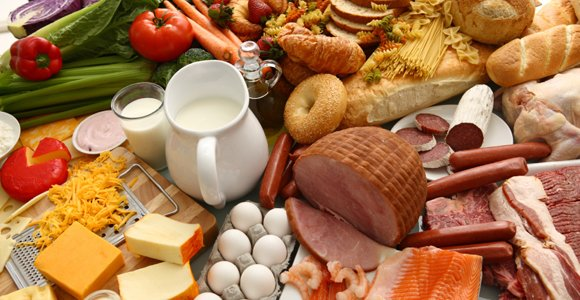 foods that contain l-carnitine
