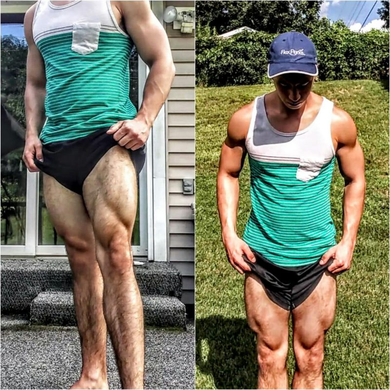 How To Develop Tree Trunk Legs With This Calisthenics Leg