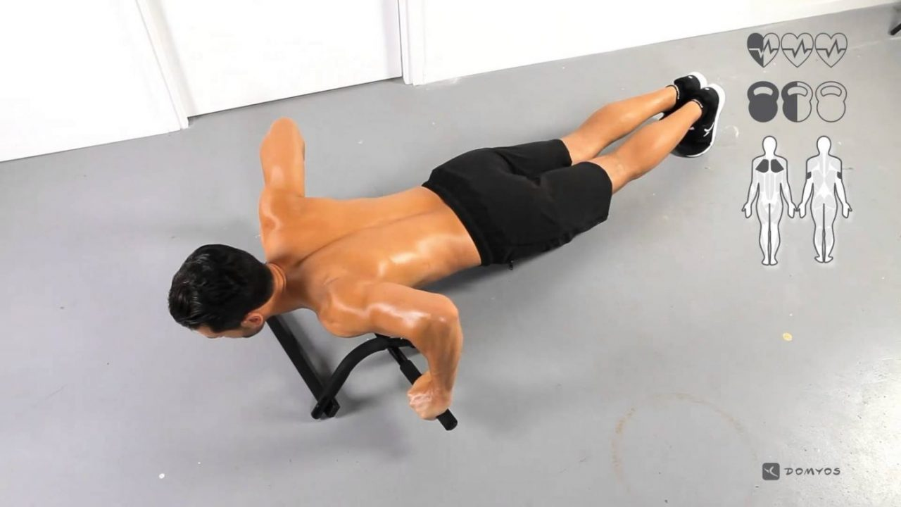 How The Best Push-up Bars Will Pump Up Your Chest Workouts