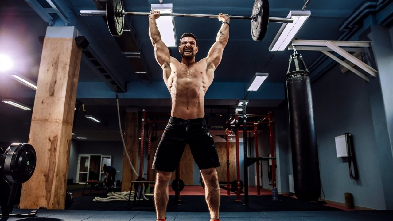 Barbell Complexes For CrossFit, Muscle, And Fitness