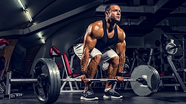 deadlifts muscle workout