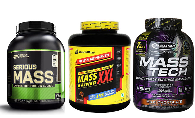 Top 5 Best Weight Gainers For Mass 2020 Review Athletic Muscle