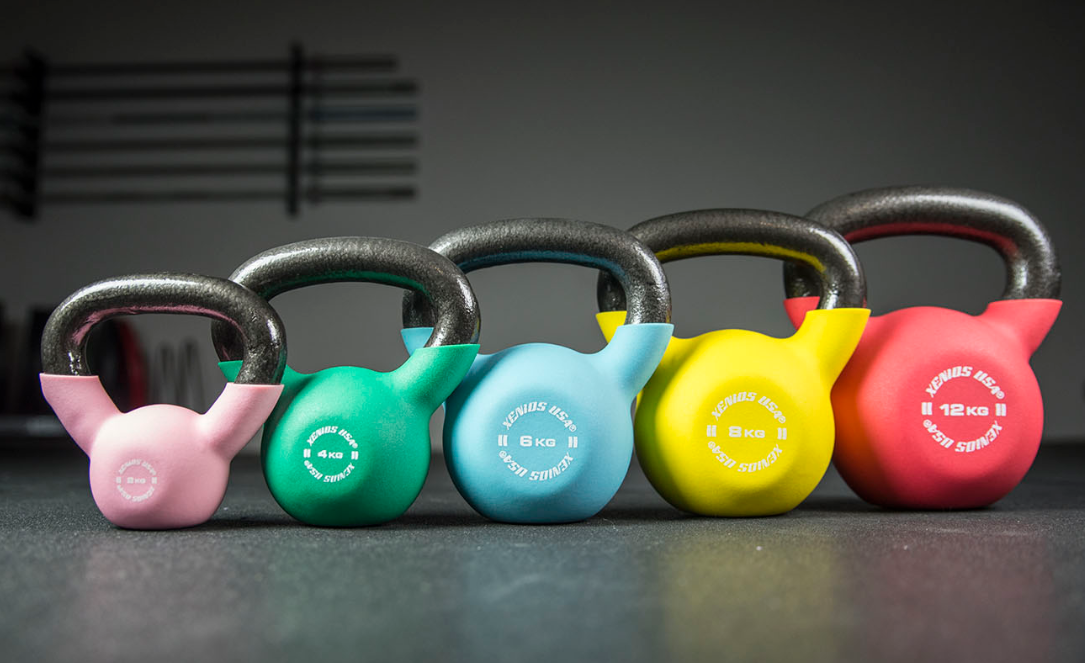 kettlebells workout