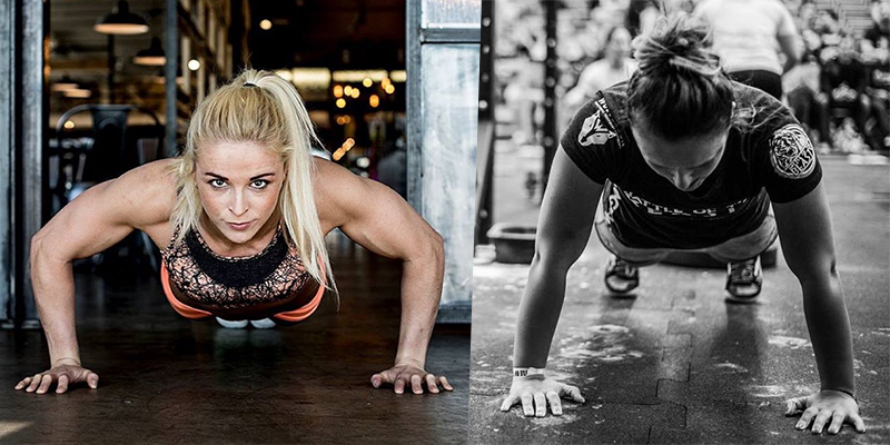 push up crossfit