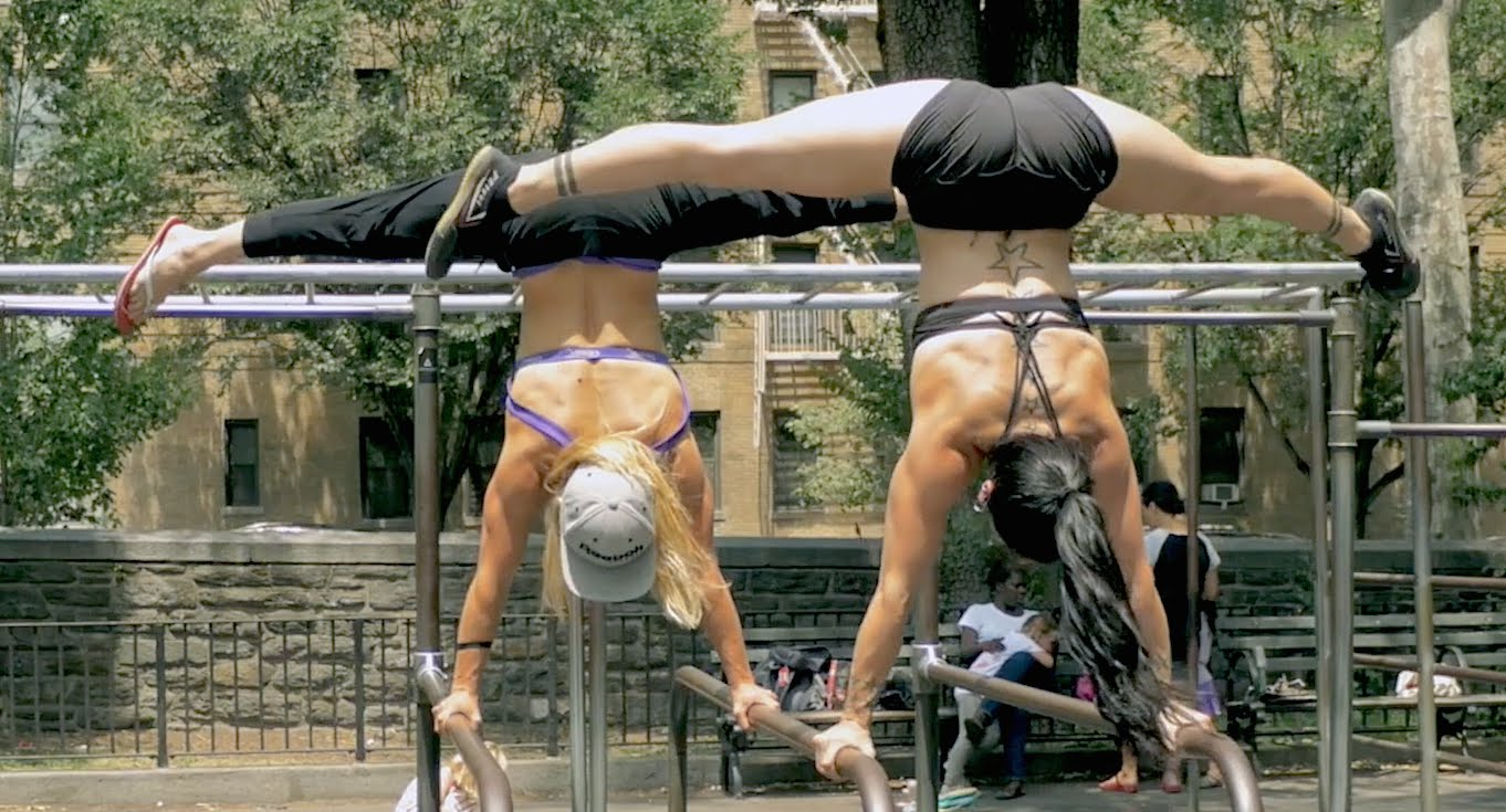 Female Calisthenics