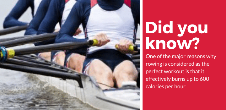 crossfit rowing facts