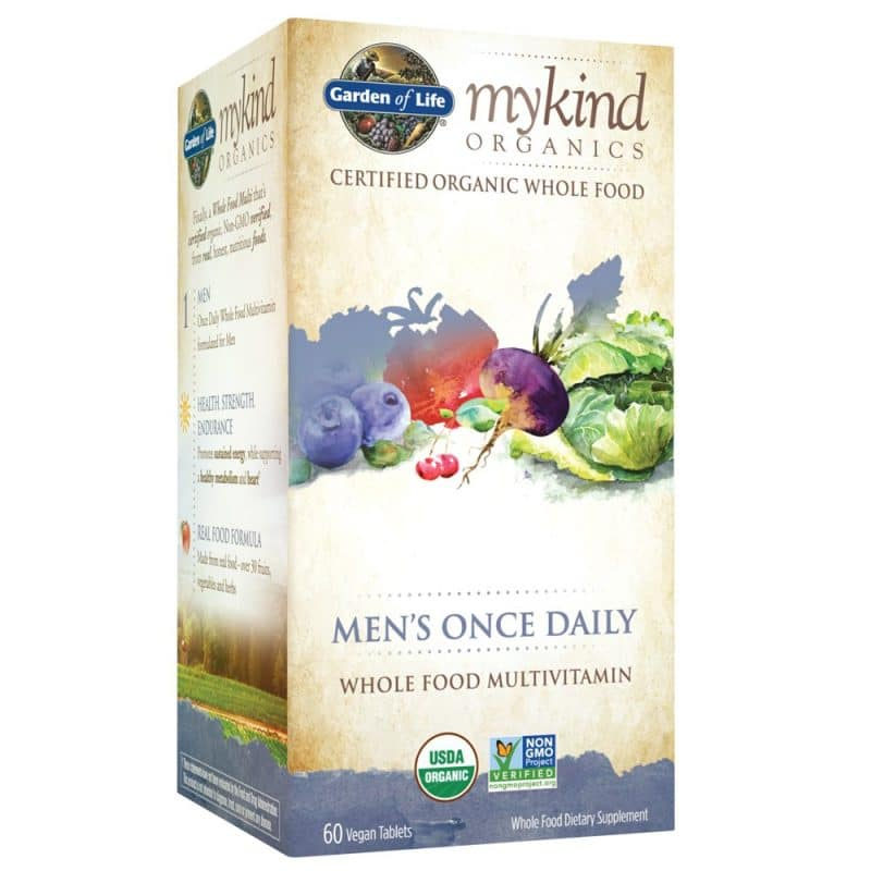 Garden of Life Multivitamin
