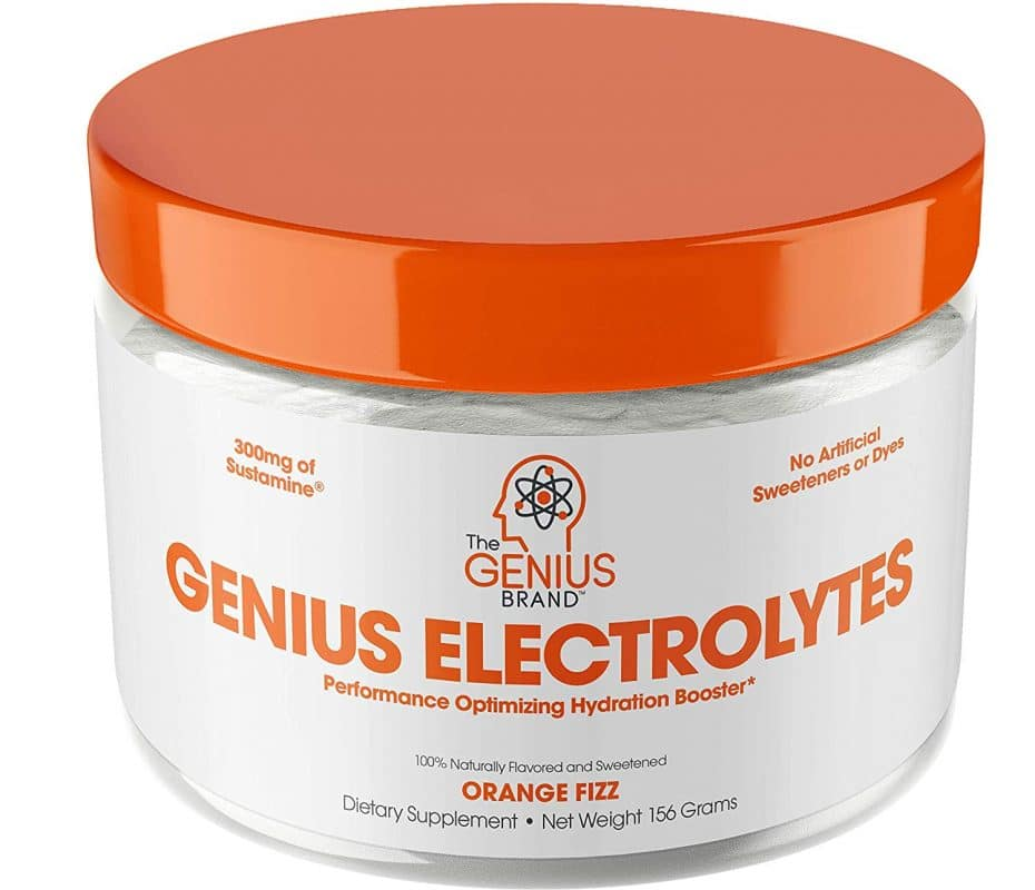 genius electrolyte powder