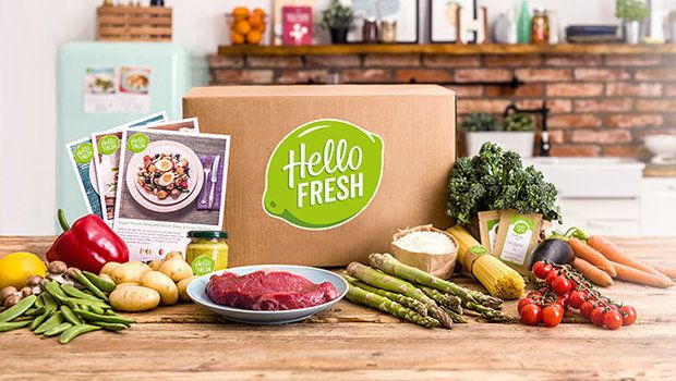 hello fresh meal delivery service