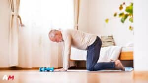 Core Exercises for older adults