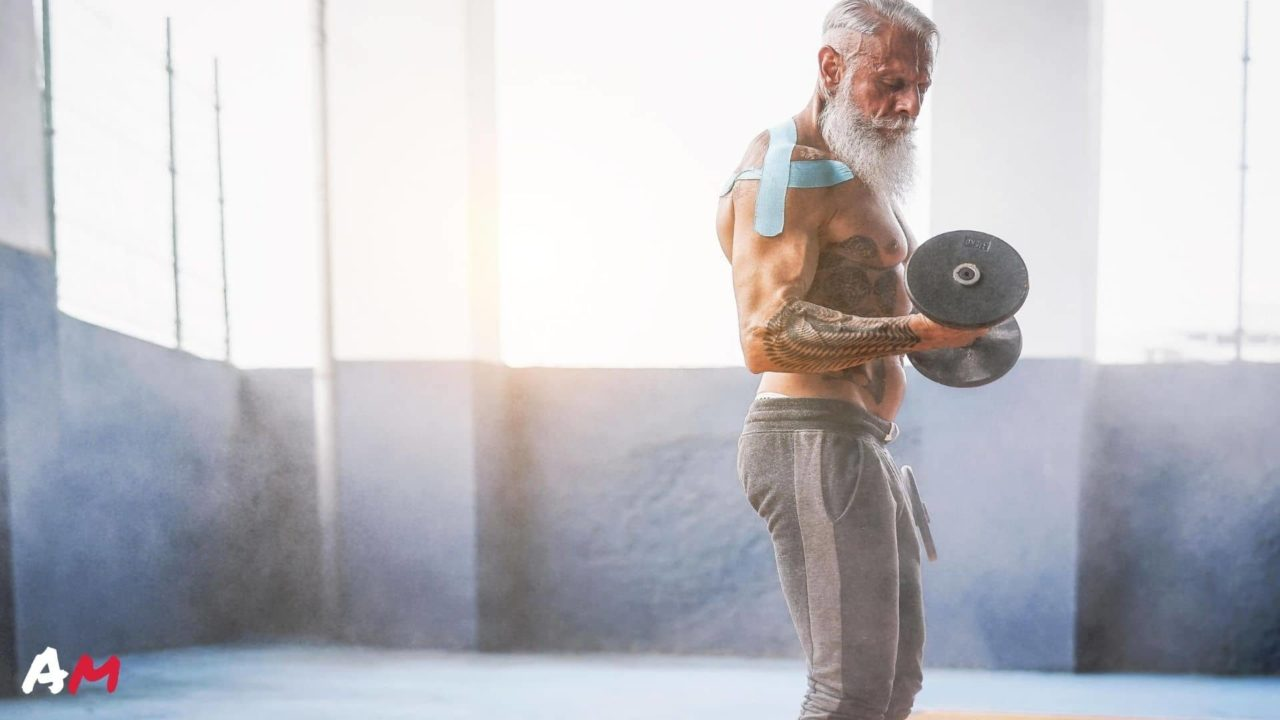 building muscle as a man over 60